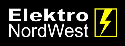 Elektro-Nord-West-Logo-Schwarz Small
